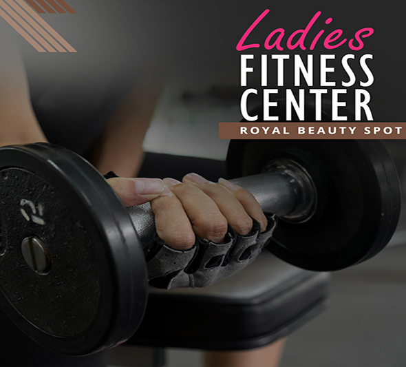 Ladies fitness centre